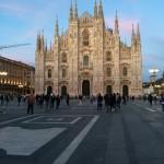Милан, собор Дуомо