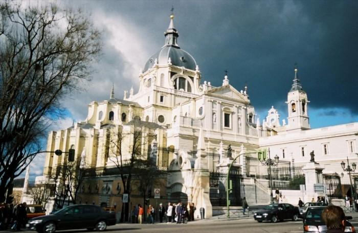 Королевский собор Святого Франциска Великого, Мадрид