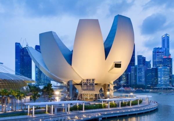 Музей науки и искусства в Сингапуре