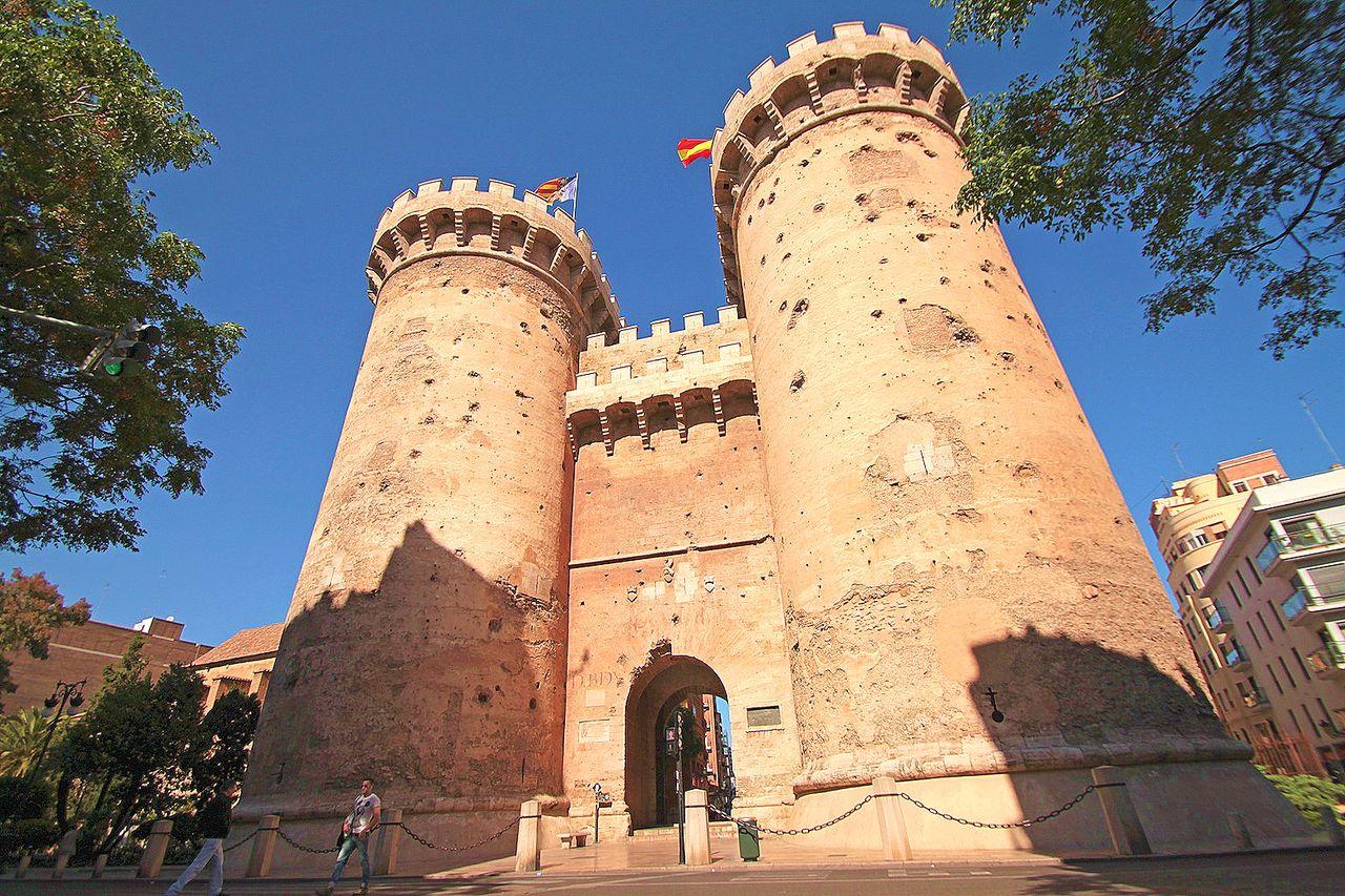 Сторожевые башни Куарт