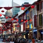 ЧАЙНАТАУН Сингапур