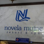 Novela Muine