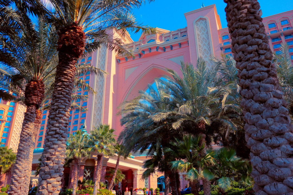 Atlantis The Palm, Дубай