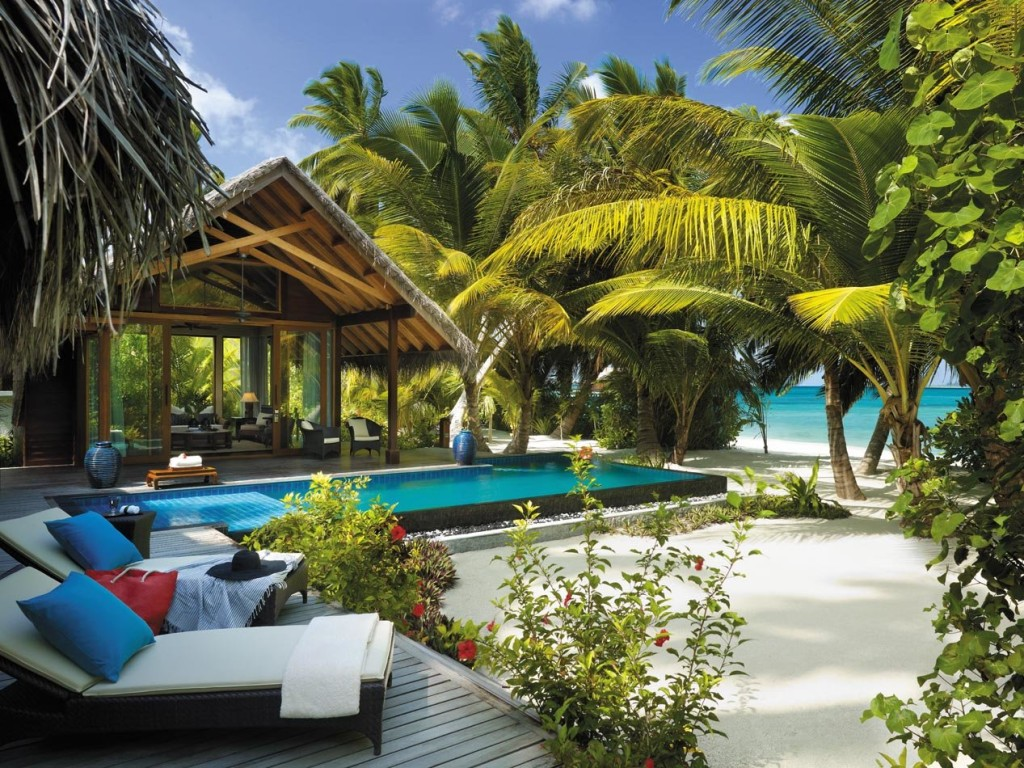 Shangri-La's Villingili Resort & Spa, Мальдивы