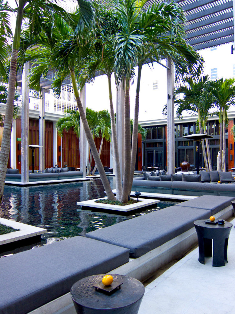 The Setai Miami Beach Hotel and Resort, Флорида
