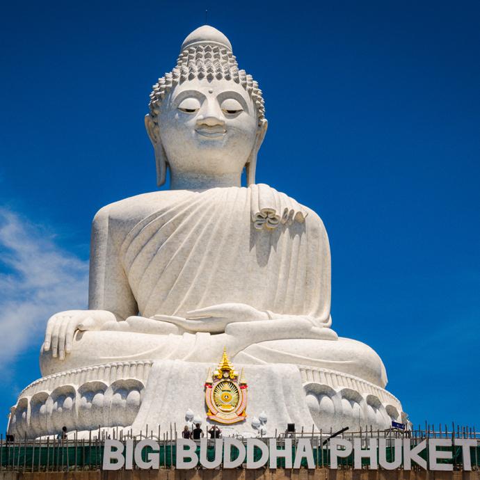 Big Buddha Phuket, Thailand