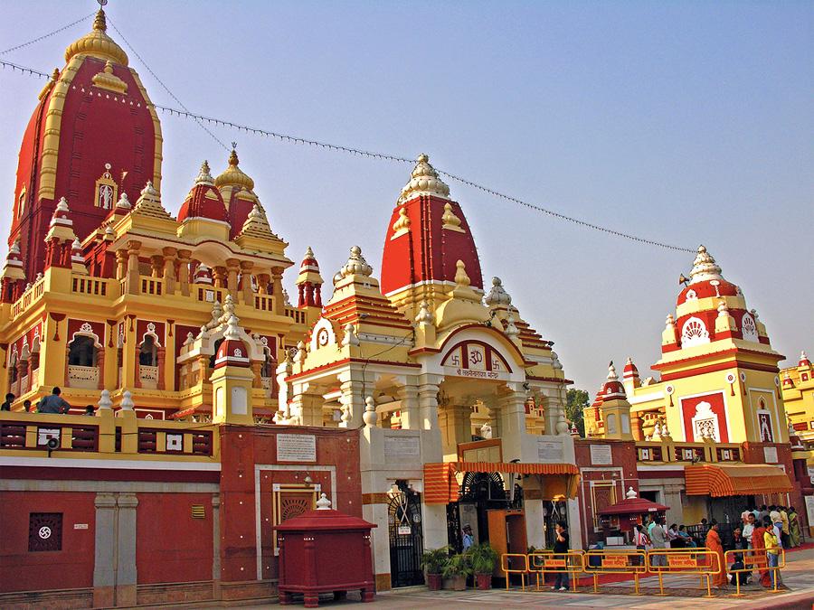 Бирла Мандир в Дели