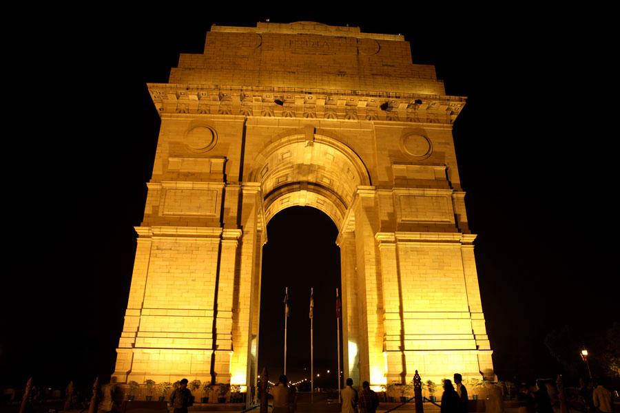 Ворота Индии (Дели)