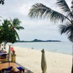 Пляж отеля ALOHA  Самуи