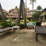 Территория отеля  ALOHA  Самуи